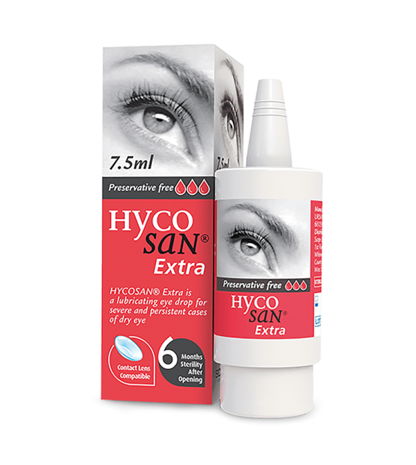 Scope Hycosan Extra Pack and COMOD Bottle