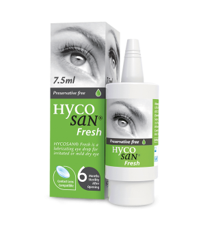 Scope Hycosan Fresh Pack and COMOD Bottle
