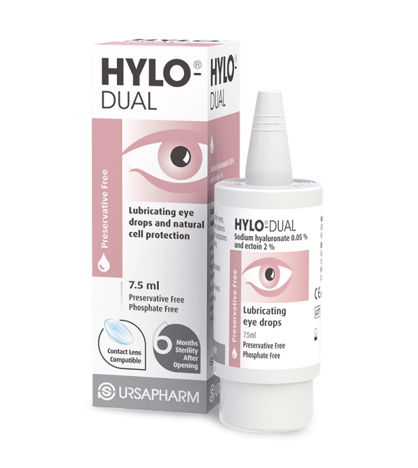 Scope Hylo Dual Pack and COMOD Bottle